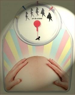 Таблица веса во время беременности |
