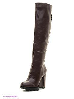 Женские сапоги на каблуке от разных брендов: обувь из коллекций Betsy, BONAVI, BRAVO