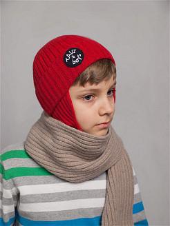 Шерстяные и трикотажные шапки для детей